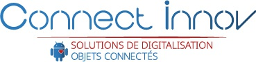 ConnectInnov espace digital professionnel, tactile, applications